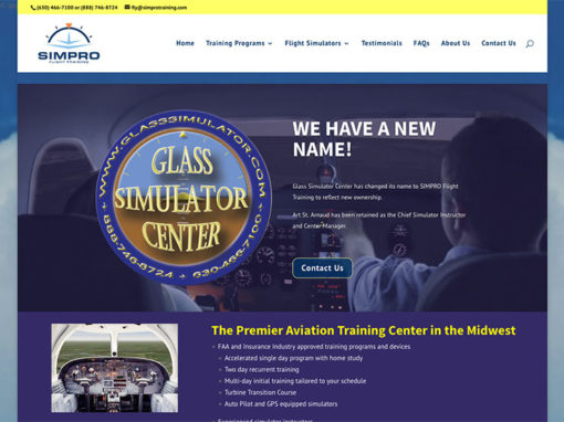SIMPRO Flight Training Center