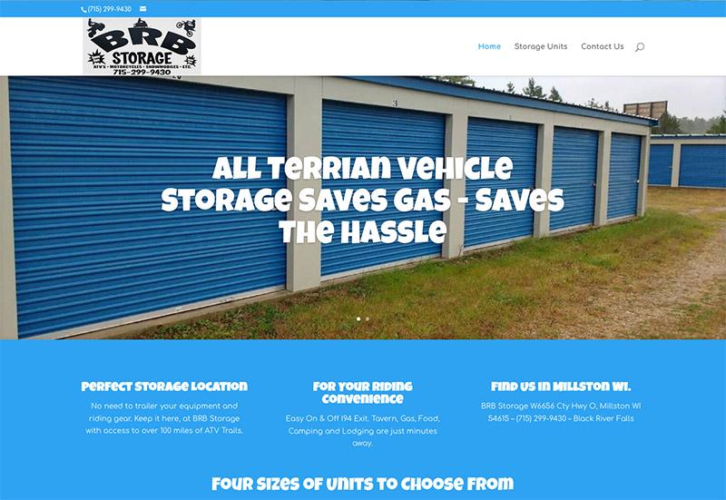 BRB Storage Units