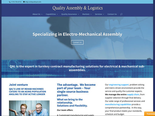 Quality Assembly & Logistics
