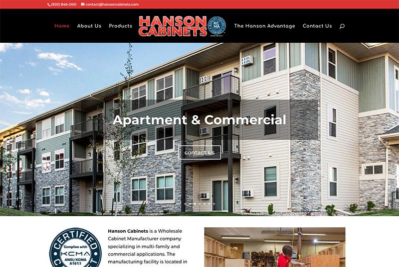 Hanson Cabinets