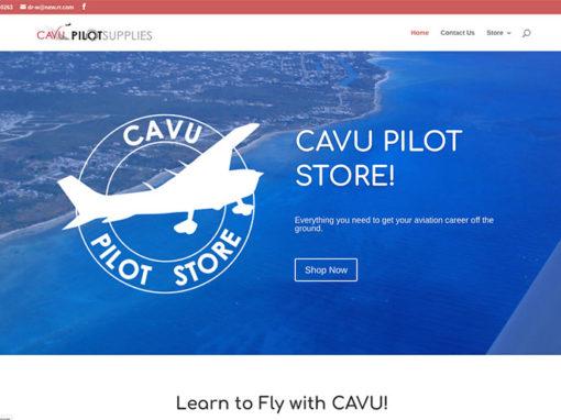 CAVU Pilot Store